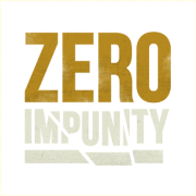 Logo Zero Impunity - Mouvement